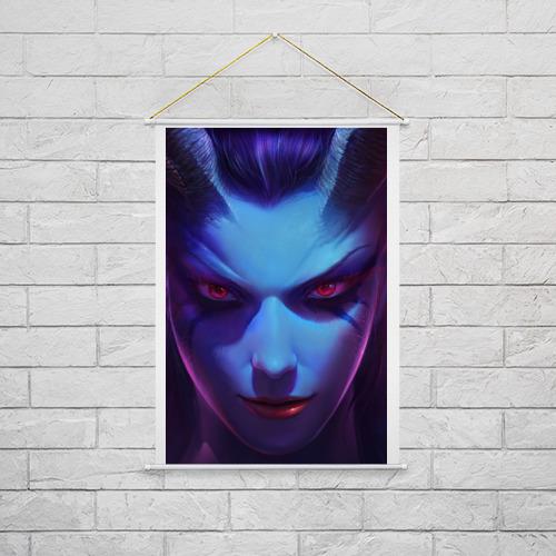 Тканевый плакат  Фото 02, Queen Of Pain