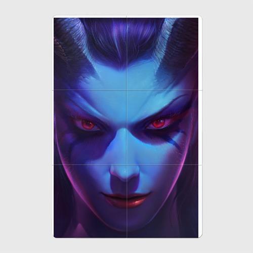 Магнитный плакат 2Х3 Queen Of Pain