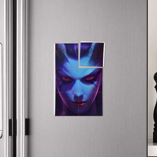 Магнитный плакат 2Х3  Фото 04, Queen Of Pain