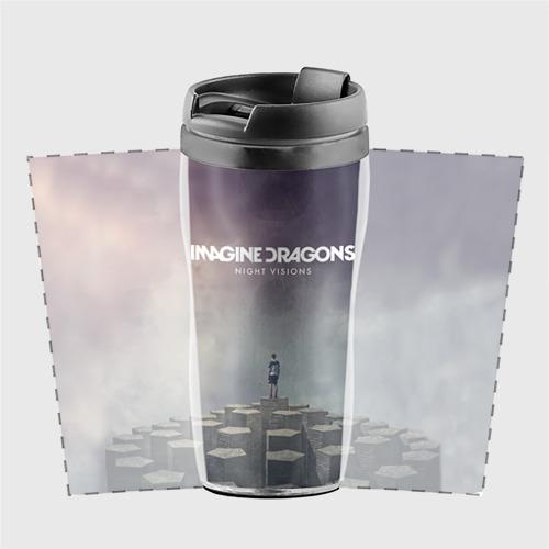 Термокружка-непроливайка  Фото 02, Imagine Dragons