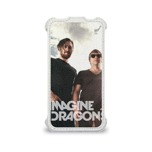 Чехол для Apple iPhone 4/4S flip  Фото 04, Imagine Dragons