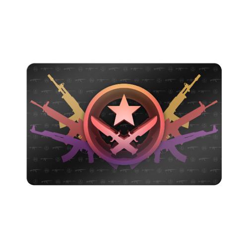 Магнит виниловый Visa Cs:go weapons от Всемайки
