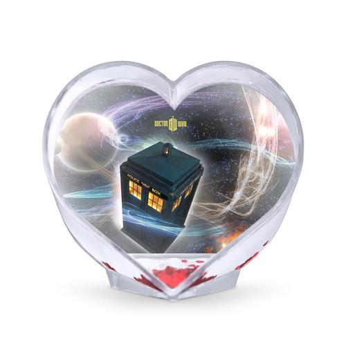 Сувенир Сердце Тардис от Всемайки