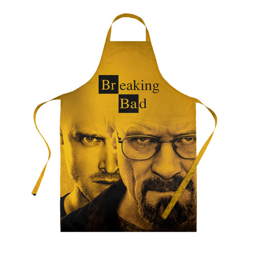 Фартук 3D Breaking Bad