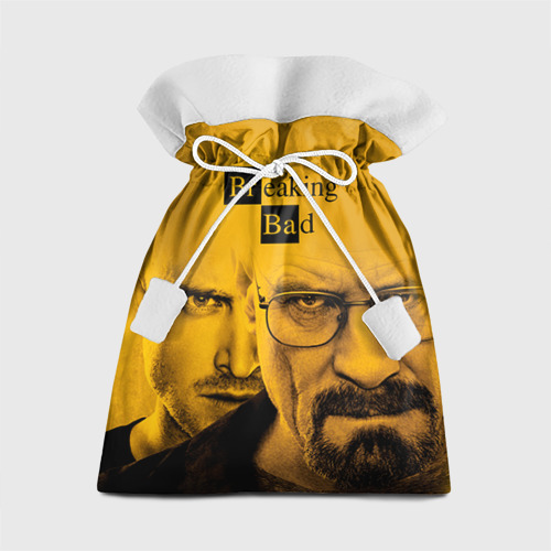 Подарочный 3D мешок Breaking Bad