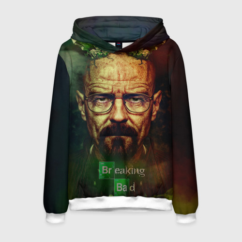 "Мужская толстовка 3D с полной запечаткой ""Heisenberg"" - 1"