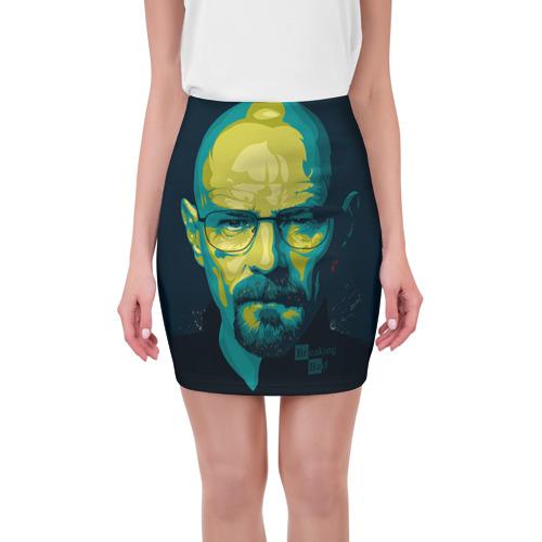 Мини-юбка 3D Heisenberg от Всемайки