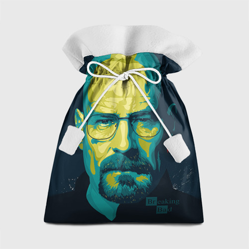 Подарочный 3D мешок Heisenberg