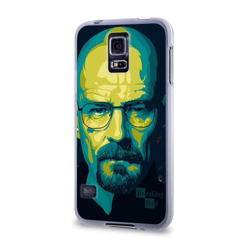 Чехол для Samsung Galaxy S5 силиконовый  Фото 03, Heisenberg