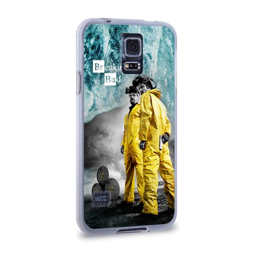 Чехол для Samsung Galaxy S5 силиконовый  Фото 02, Breaking bad