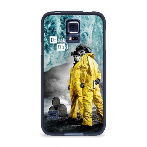 Чехол для Samsung Galaxy S5 силиконовый Breaking bad