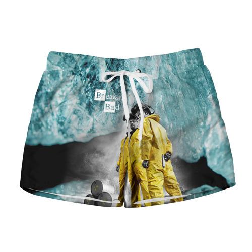 Женские шорты 3D Breaking bad