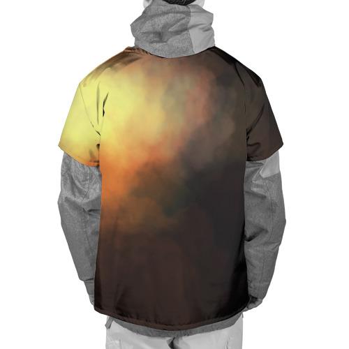 Накидка на куртку 3D  Фото 02, Blood and Fire