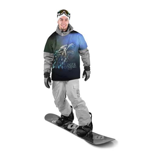 Накидка на куртку 3D  Фото 03, Зима близко