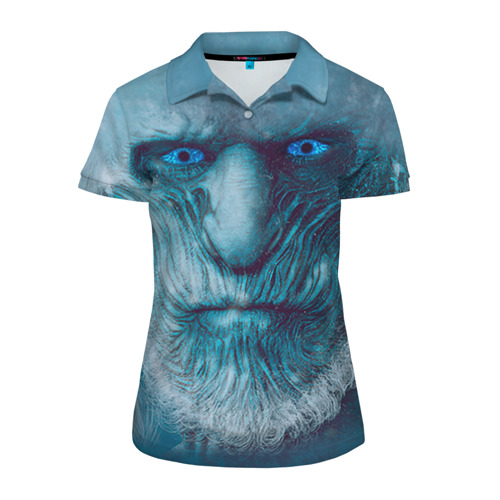 Женская рубашка поло 3D Game of Thrones