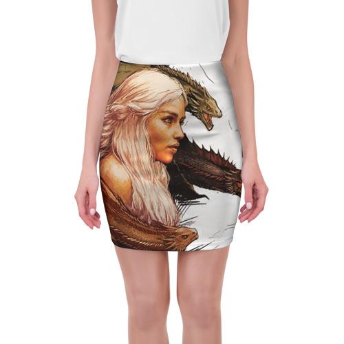 Мини-юбка 3D Game of Thrones от Всемайки