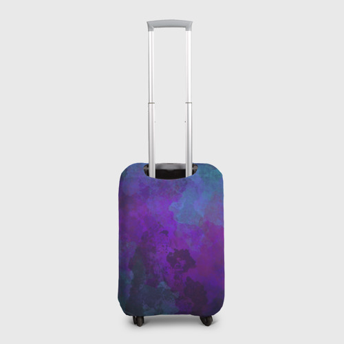 Чехол для чемодана 3D  Фото 02, Череп