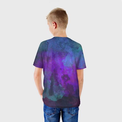 Детская футболка 3D  Фото 02, Череп