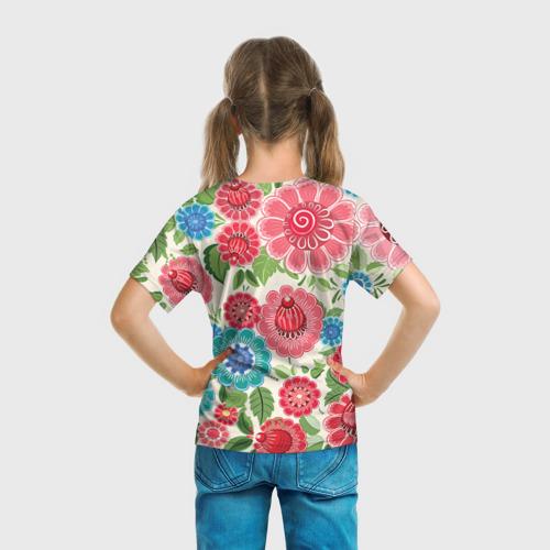 Детская футболка 3D Роспись Фото 01