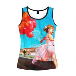 Девочка с шариками