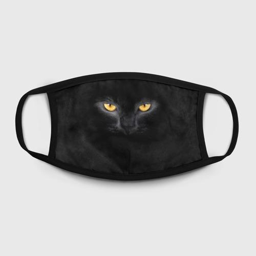 Маска защитная (+5 фильтров) Черная кошка Фото 01