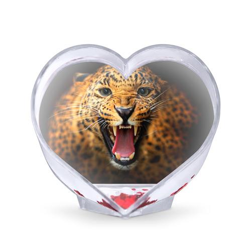 Сувенир Сердце Сувенир Сердце Леопард от Всемайки