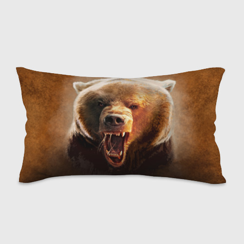 Подушка 3D антистресс Медведь Фото 01