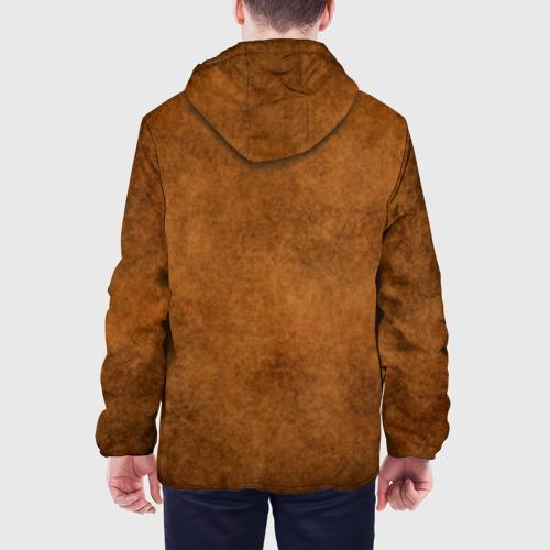 Мужская куртка 3D  Фото 05, Медведь