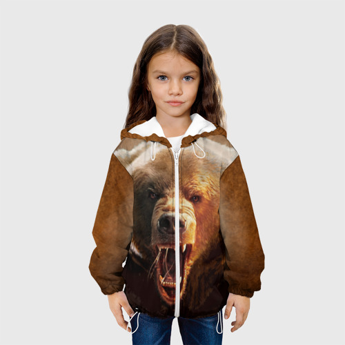 Детская куртка 3D Медведь Фото 01