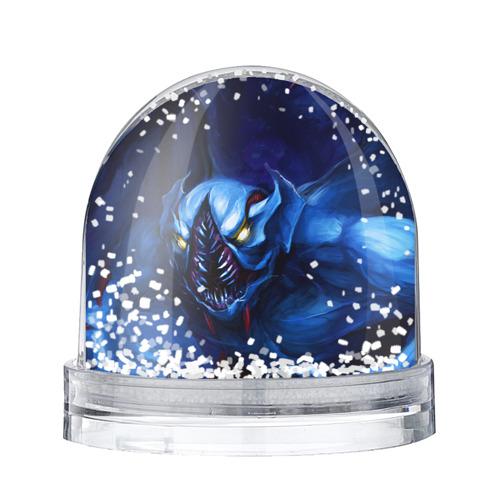 Водяной шар со снегом  Фото 01, Nightstalker