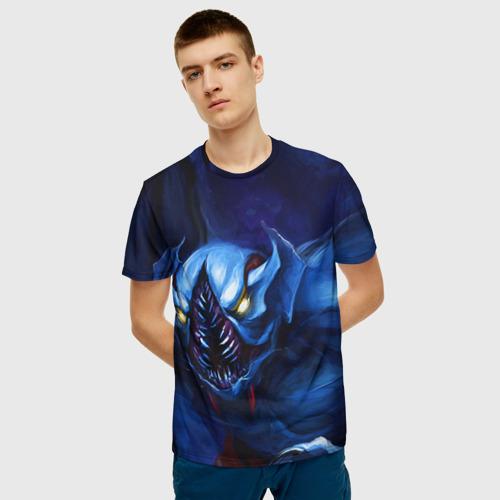 Мужская футболка 3D  Фото 03, Nightstalker