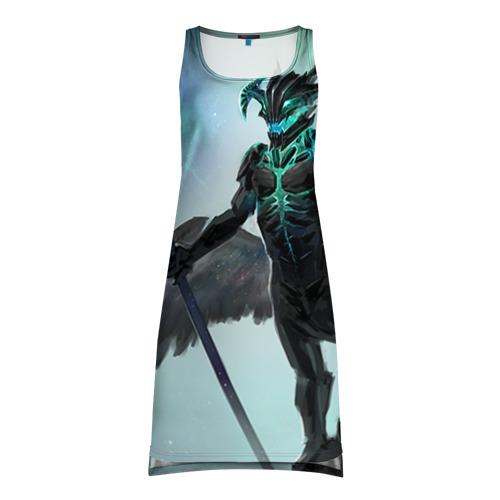 Платье-майка 3D Outworld Devourer