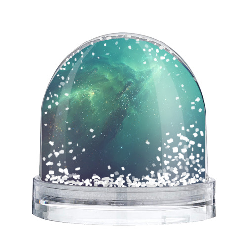 Водяной шар со снегом  Фото 02, Outworld Devourer