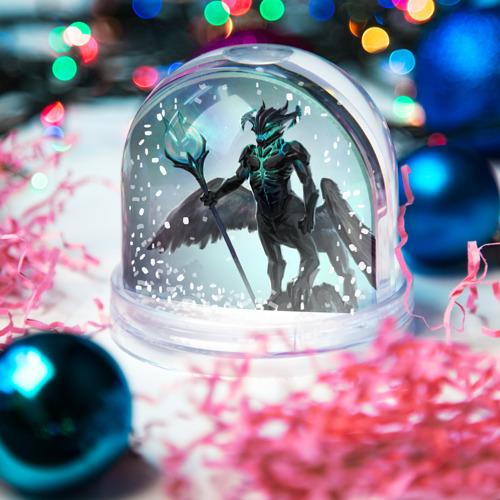 Водяной шар со снегом  Фото 03, Outworld Devourer