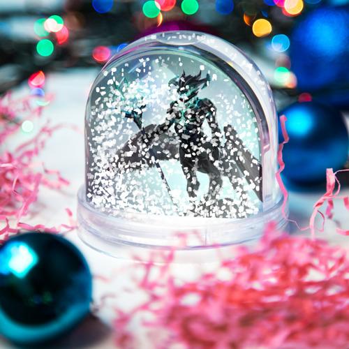 Водяной шар со снегом  Фото 04, Outworld Devourer