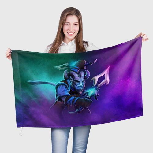 Флаг 3D  Фото 01, Riki