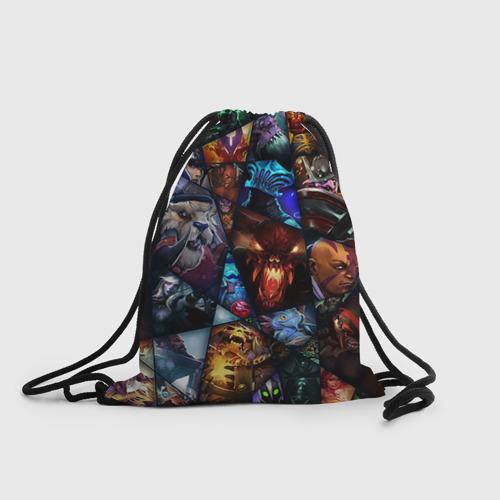 Рюкзак-мешок 3D All pic