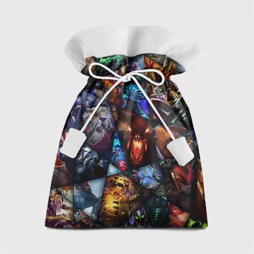 Подарочный 3D мешок All pic