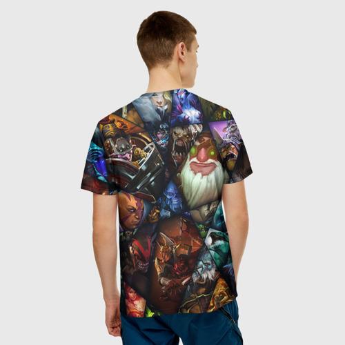 Мужская футболка 3D All pic