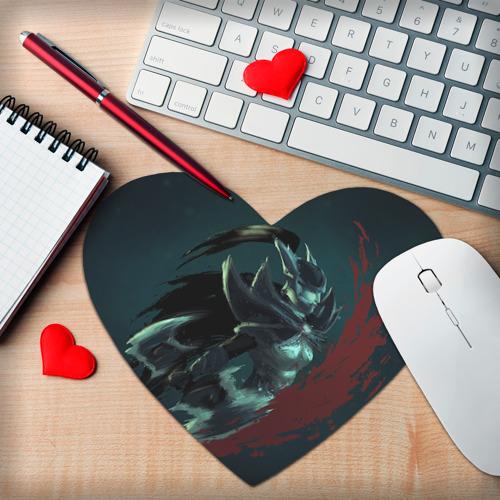 Коврик сердце  Фото 02, Phantom Assassin