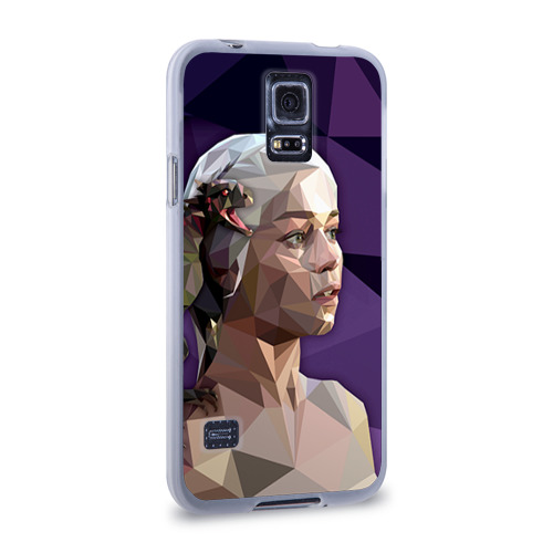 Чехол для Samsung Galaxy S5 силиконовый  Фото 02, Дейенерис