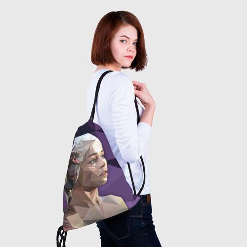 Рюкзак-мешок 3D  Фото 02, Дейенерис