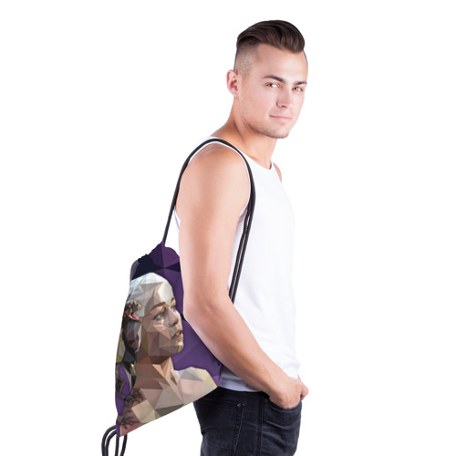 Рюкзак-мешок 3D  Фото 03, Дейенерис