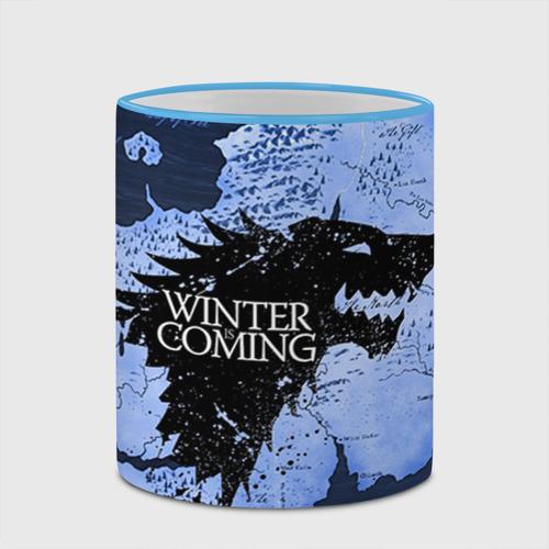 Кружка с полной запечаткой  Фото 03, Winter is coming