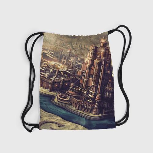 Рюкзак-мешок 3D  Фото 04, Карта