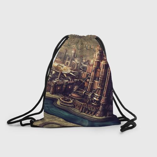 Рюкзак-мешок 3D  Фото 01, Карта