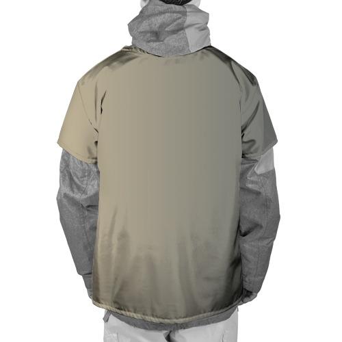Накидка на куртку 3D  Фото 02, Карта