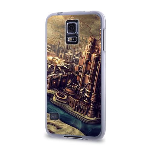 Чехол для Samsung Galaxy S5 силиконовый  Фото 03, Карта