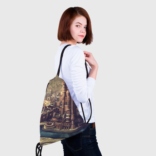 Рюкзак-мешок 3D  Фото 02, Карта