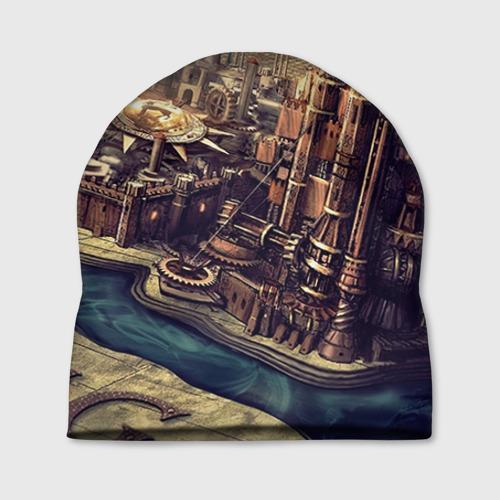 Шапка 3D Карта